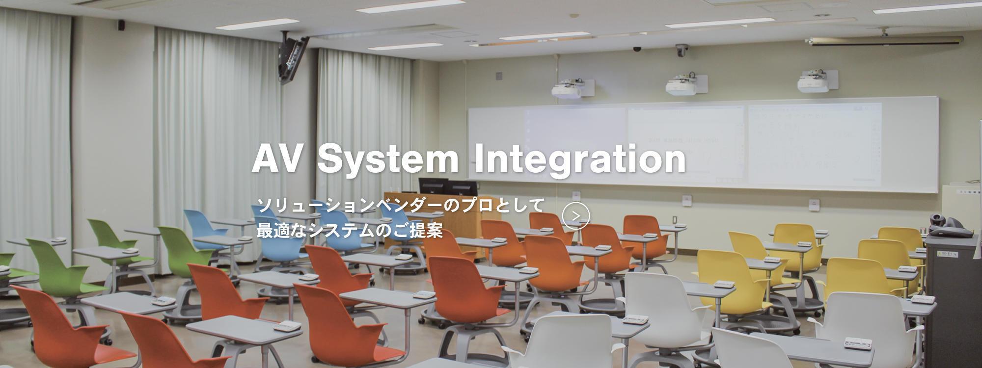 AV System Integration